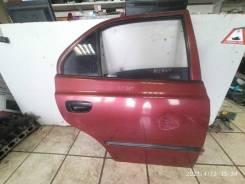 Дверь задняя правая Hyundai Accent Тагаз 2000-2012