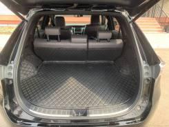 Коврик в багажник. Toyota Harrier, ASU60W, ZSU60W