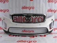 Kia Sorento 3 Prime бампер передний 2014+