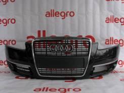 Audi A6 C6 бампер передний 2004-2008