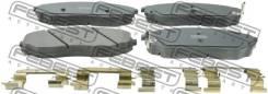 Колодки передние KIA Sorento (FY) 2002-2006 2201-SORF
