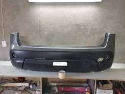 Бампер задний Nissan Qashqai J10