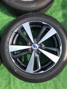 Комплект оригинальных летних колёс Subaru Forester SJ5 SJG и другие