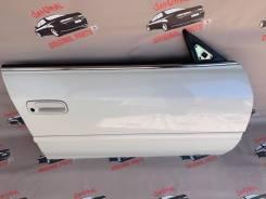Дверь передняя правая Chaser gx100 jzx100 цвет 047