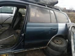 Дверь левая задняя Toyota Caldina ST190 в сборе.