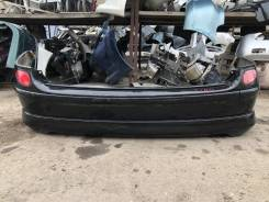 Бампер задний Nissan Tino, HV10