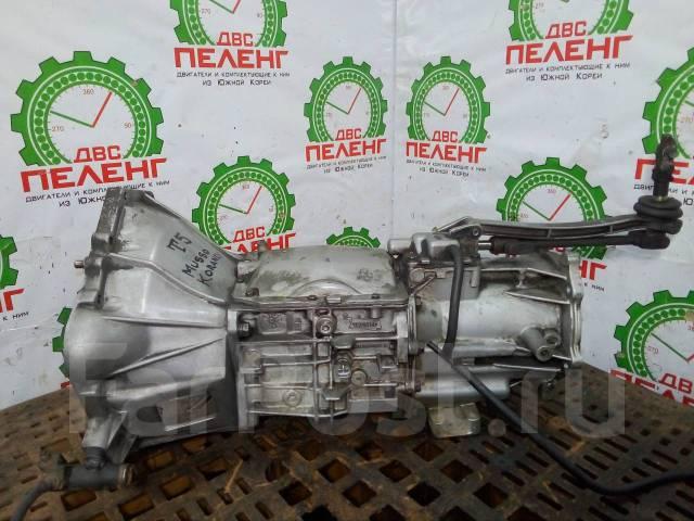 5МКПП Musso/Rexton/Korando/Тагер, 4WD_Контрактные_