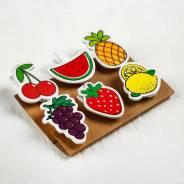 Букеты из фруктов.