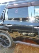 Дверь задняя правая Nissan X-Trail TNT31 QR25DE 2007 черный g4