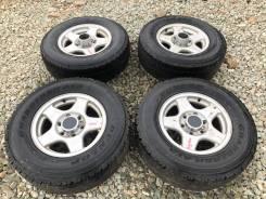 Комплект колес 245/70R16 107S Isuzu Bighorn
