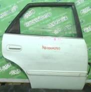Дверь боковая Toyota Sprinter E11# задняя правая