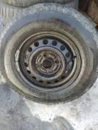 Колесо Toyota R13 4x100 с резиной ЯШЗ Я-370 165/80R13
