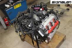 Двигатель Audi из Японии