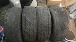 Dunlop Grandtrek AT3. всесезонные, б/у, износ 40%