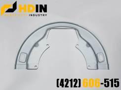Защита колодок тормозных HD170-1000 задняя №1 / Mobis (Оригинал) 583267F000