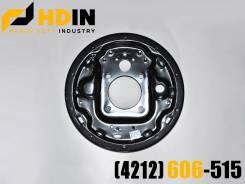 Защита колодок тормозных HD45-78 задняя левая / Mobis (Оригинал) 583605H050 583605H050