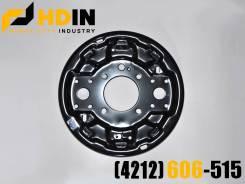 Защита колодок тормозных HD45-78 задняя правая / Mobis (Оригинал) 584605H050 584605H050