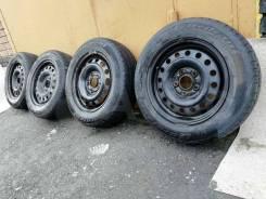 Комплект колес на дисках с резиной Cordiant R15