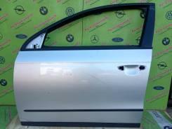 Дверь передняя левая Volkswagen Passat B6 голое железо
