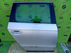 Дверь задняя правая Volkswagen Passat B6 универсал голое железо