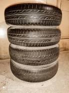 Комплект резины с дисками R13. Danlop enasave ес 202. 165/80/13 Диски