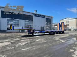 Kassbohrer. Раздвижной низкорамный трал LB4E в г. Новосибирск, 63 800кг.