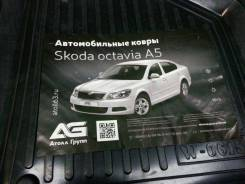 Комплект ковриков салона Skoda Octavia (A4) 1997-2010