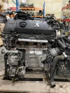 Двигатель EP6 5FW Citroen C4, Peugeot 207, 308 1,6 л 120 л. с. Евро 4