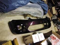 Бампер передний ford focus 2 ристайлинг фиолетовый