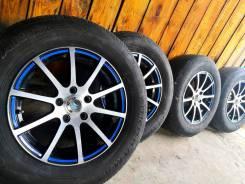 Продам отличные колеса на r16