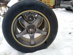 Колеса с летними шинами на Шевроле Каптива