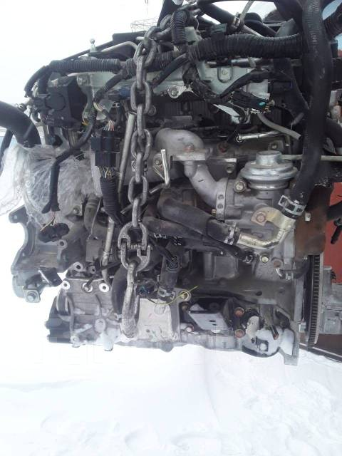 Двигатель Mitsubishi 4N15 Msk