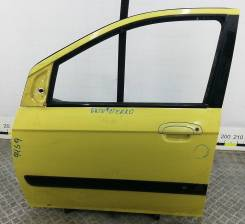 Дверь передняя левая Хендай Гетс Hyundai Getz