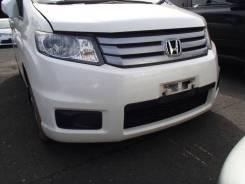 Бампер передний Honda Freed Spike GB3, L15A, 2012г. цвет NH624P
