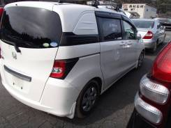 Дверь задняя правая Honda Freed Spike GB3, L15A, 2012г. цвет NH624P