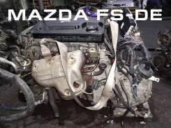 Двигатель Mazda FS-DE | Установка Гарантия Кредит