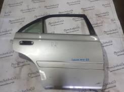 Дверь боковая задняя правая Toyota Carina АT211 7AFE