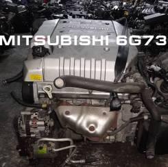 Двигатель Mitsubishi 6G73 | Установка Гарантия Кредит