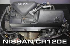 Двигатель Nissan CR12DE | Установка Гарантия Кредит