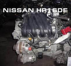 Двигатель Nissan HR16DE | Установка Гарантия Кредит