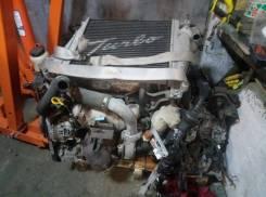 Свап комплект ДВС SR20VET (Turbo) + АКПП на Nissan X-Trail T30