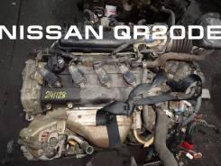 Двигатель Nissan QR20DE | Установка Гарантия Кредит