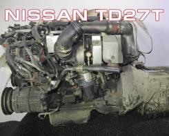 Двигатель Nissan TD27T | Установка Гарантия Кредит
