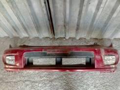 Бампер передний с туманками subaru impreza gg2