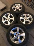 Продам комплект колёс на Ниссан Тиида