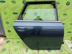 Дверь задняя правая Audi A6 C6 универсал голое железо