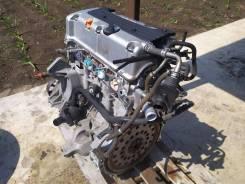 Двигатель Рестайл K24A 200лс Honda Accord 7 контракт с доками Honda23