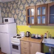 1-комнатная, улица Краснореченская 163а. Индустриальный, частное лицо, 34,0кв.м.