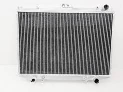 Радиатор охлаждения двигателя. Nissan Terrano Nissan Datsun Nissan Pickup, D21 Nissan Datsun Truck, AMD21, BGD21, BMD21, PD21, PGD21, PMD21 TD27, TD27...
