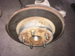 Тормозной диск Honda Accord 2009 [42510TA0A00] CU2 K24Z3, задний 42510TA0A00